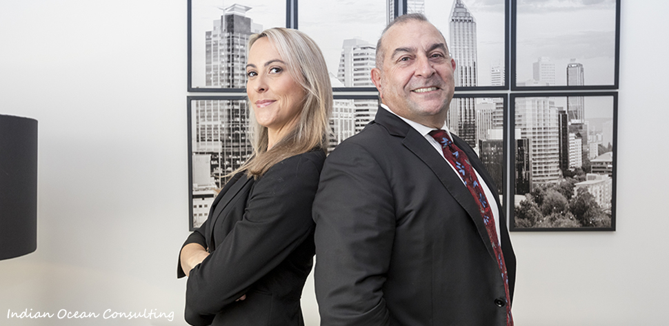 Indian Ocean Consulting Corporate Portraits Perth